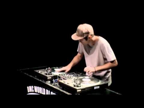 DJ Shiftee (USA)  2009 DMC World Championship Performance