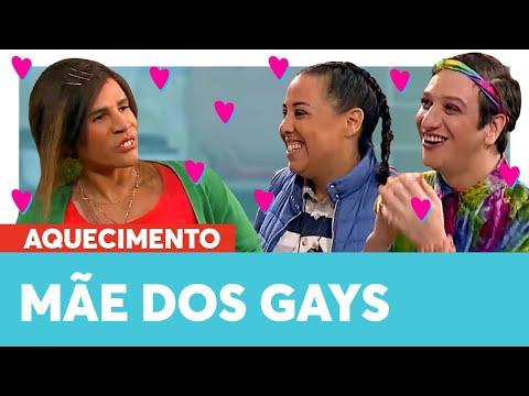 ÍCONE DOS GAYS! Graça saiu em defesa dos LGBTs 🌈 | AQUECIMENTO TÔ DE GRAÇA | Humor Multishow