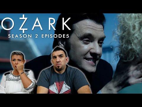 Ozark Season 2 Episode 5 'Game Day' REACTION!!