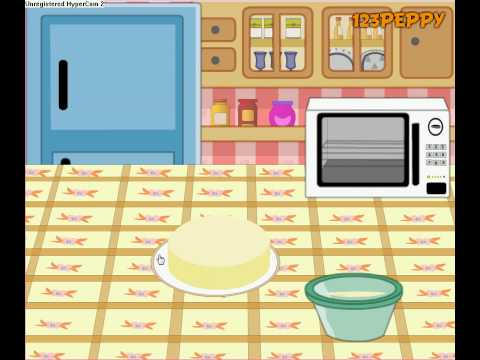 Cooking Games S2 Orange Crunch Cake