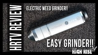 The Magic Bullet of Weed Grinders: Macdizzle420 Reviews the EasyGrinder!! by HighRise TV