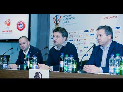 Hrvatska domaćin Europskog prvenstva U-17 reprezentacija