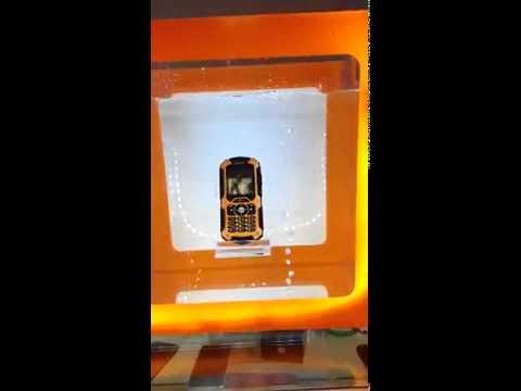 Plum Ram a Waterproof phone