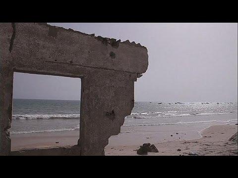 Τεράστια η διάβρωση των ακτών της Σενεγάλης λόγω κλιματικής αλλαγής – science
