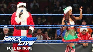 Nonton Wwe Smackdown Live Full Episode  25 December 2018 Film Subtitle Indonesia Streaming Movie Download