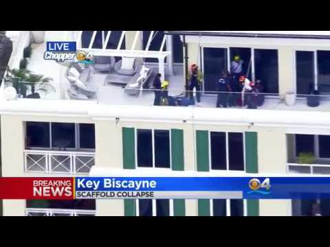 3-23-2017 Miami Highrise Rescue (WFOR-TV)