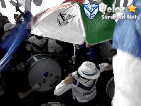 Video - Dale Vélez que no ha pasado nada - La Pandilla de Liniers - Vélez Sarsfield - Argentina