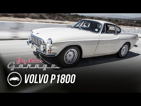 1967 Volvo P1800 from The Saint – Jay Leno's Garage