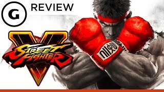 6. Street Fighter V - Review