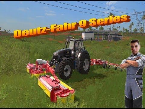 Deutz-Fahr 9 Series final