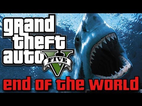 GTA V End of the World