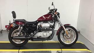 7. 2000 Harley Davidson Sportster 1200 Sport For Sale XL1200S