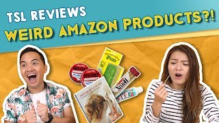 Video TSL Reviews: WEIRD AMAZON PRODUCTS! MP3, 3GP, MP4, WEBM, AVI, FLV Juli 2018
