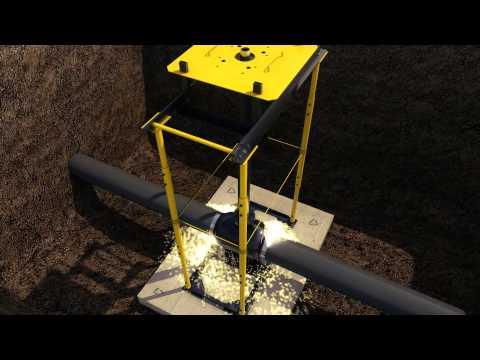3д-анимация газового оборудования