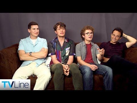 'The Goldbergs' & 'Schooled' Interview | Comic-Con 2019