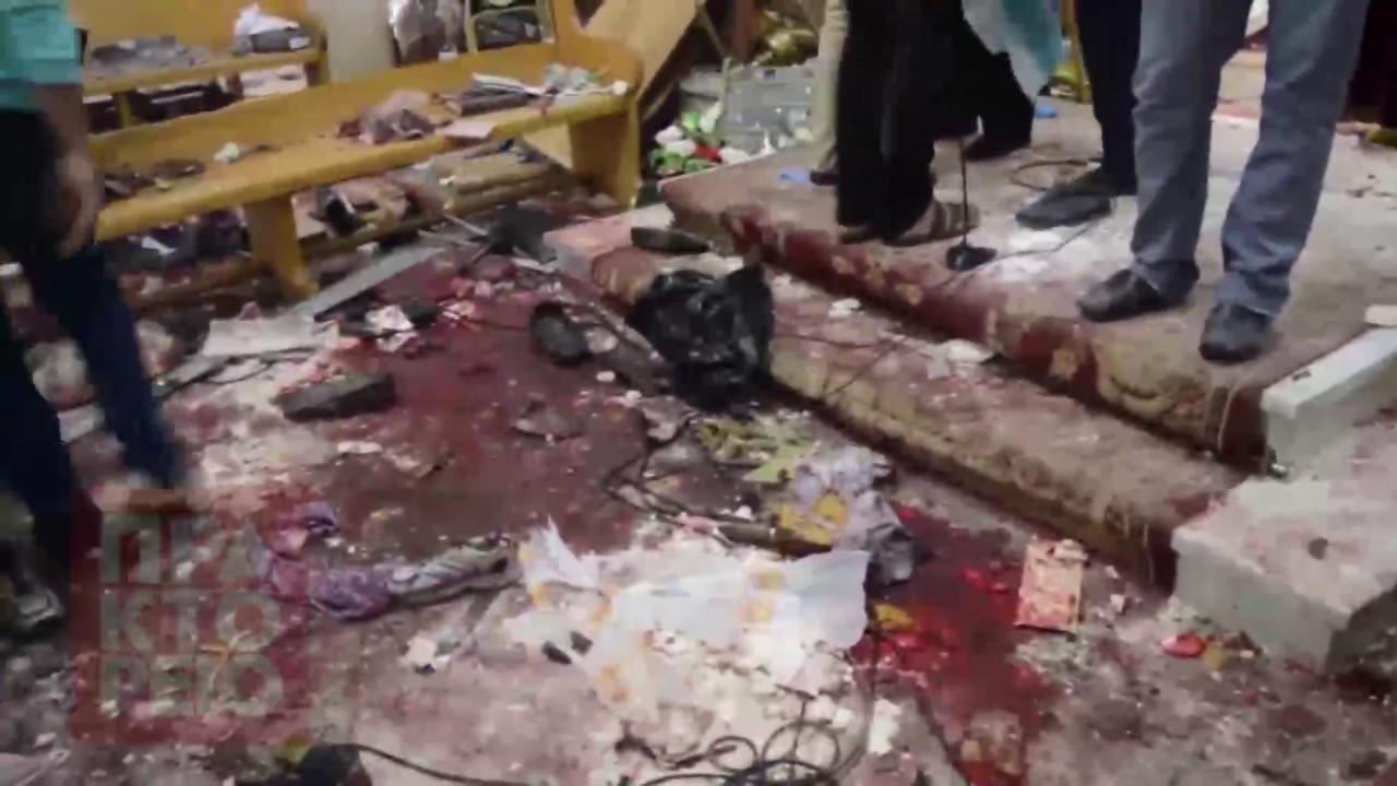 Περισσότεροι από 25 οι νεκροί από την επίθεση σε εκκλησία στην Αίγυπτο