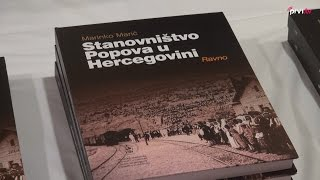Promocija knjige dr. Mladena Marića Stanovništvo Popova u Hercegovini - Ravno