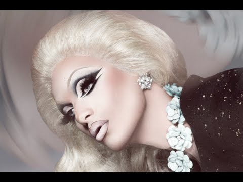 dragqueen - Miss Fame will be sharing a step-by-step tutorial as she morphs into the Super Model Drag Queen. Covering in detail: - Brow Cover - Cut Crease - Foundation (...