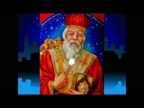 З днем Святого Миколая! Ішов Миколай лужком бережком. Українська народна пісня. Співають діти.
