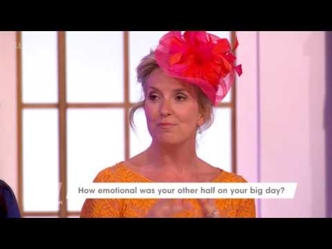 Penny Lancaster On Rod Stewart's Reaction On Their Wedding Day | Loose Women