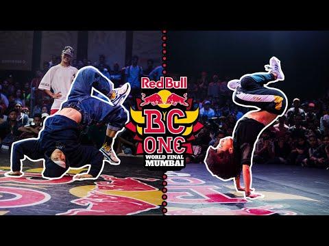 B-Girl Mimz vs B-Girl Sarah Bee   Top 16   Red Bull BC One World Final Mumbai 2019