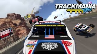 Trackmania Turbo – 4 environments, 4 driving styles