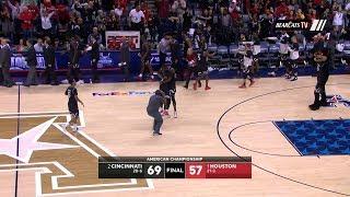 Men's Basketball Highlights: Cincinnati 69, Houston 57 (Courtesy ESPN)