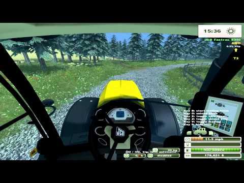 farming simulator 2013 two rivers map pt 4