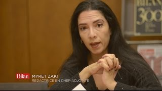 Peut-on encore devenir riche? L'édito de Myret Zaki - YouTube