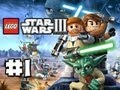 Lego Star Wars 3 The Clone Wars Episode 01 Prologue