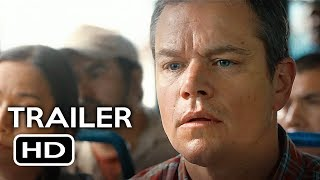 Nonton Downsizing Official Teaser Trailer  1  2017  Matt Damon  Christoph Waltz Sci Fi Movie Hd Film Subtitle Indonesia Streaming Movie Download