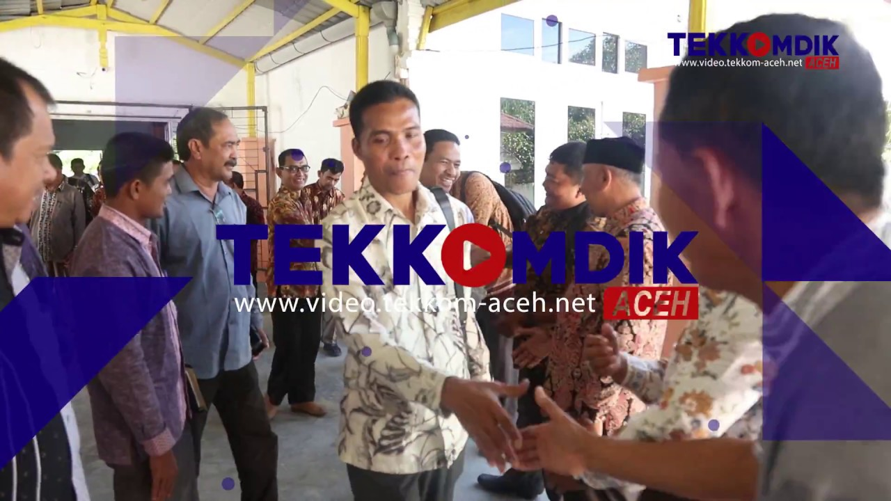 Kepala Dinas Pendidikan Aceh Awali Kunjungan Kerja Ke Daerah Kepulauan