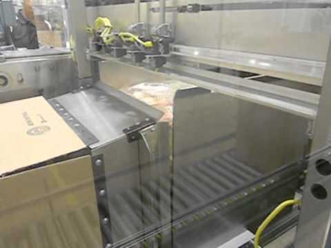 E3000 HL Cups 35 ppm Side Load Case Packer