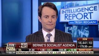 HRF's Thor Halvorssen on Fox discusses democratic socialism