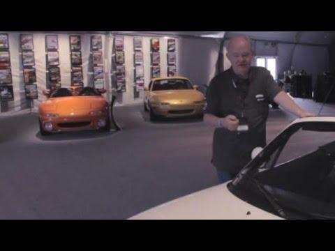 Mazda MX-5 Retrospective Video