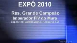 496 - Exposição Agropecuária De Araçatuba 2010