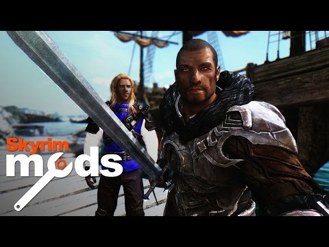 Epic Sea Battle! - Top 5 Skyrim Mods of the Week