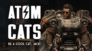 The Full Story of the Atom Cats and Their Garage - Fallout 4 Lore