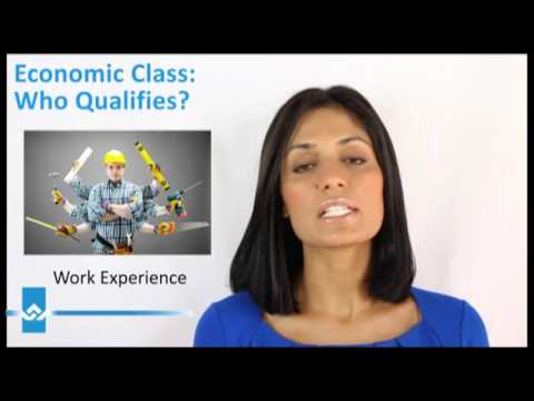Canada Economic Class Who Qualifies