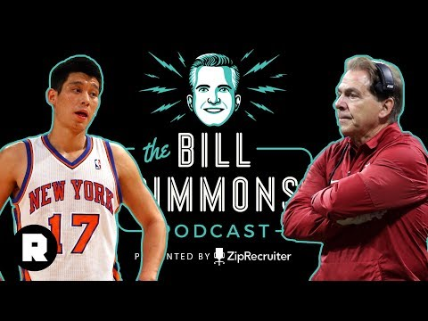New York Hoops, Food, ESPN, & Nick Saban With Eddie Huang and Jim Miller | The Bill Simmons Podcast