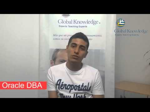 Tu experiencia Global Knowledge| Oracle DBA