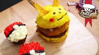 Video Recette du PikachuBurger - Feat DavidLafargePokemon MP3, 3GP, MP4, WEBM, AVI, FLV Juli 2017