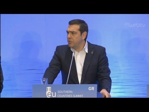 Αλ. Τσίπρας: Σημαντική επιτυχία της Ευρώπης η συμφωνία των Πρεσπών