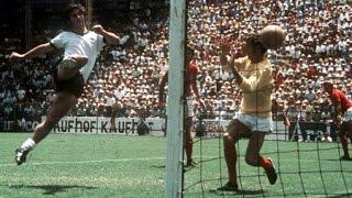 WM 1970: Die 10 Tore der deutschen Nr. 13