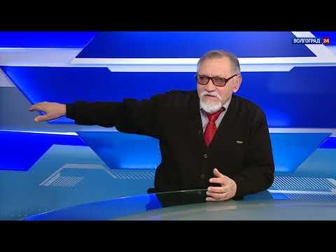 Восстановление Сталинграда. Анатолий Скрипкин, доктор исторических наук, профессор