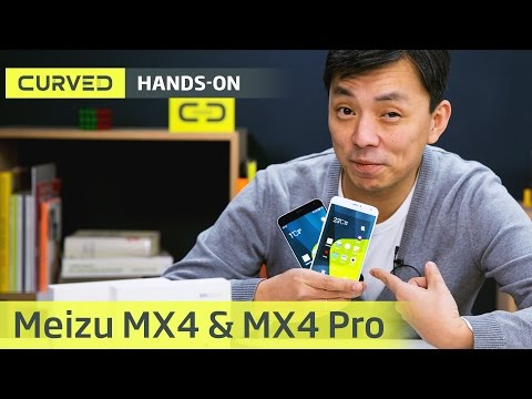 Youtube Video Meizu MX4 Pro 16GB schwarz