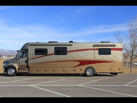 2014 Renegade Explorer Motor Coach