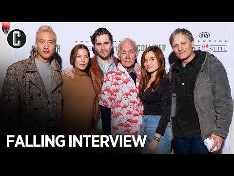 Viggo Mortensen and the 'Falling' Cast Talk About Making Mortensen's Directorial Debut at Sundance
