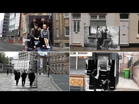 "The Beatles Sites In Liverpool ""with The Beatles"". Part 1"