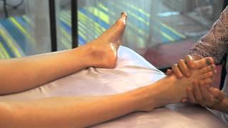 Foot Massage Technique&Tutorial, How To Massage Feet, Relaxation, Athena Jezik ASMR